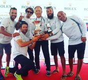 """Dhl Adelasia di Torres"" vince la Giraglia Rolex Cup"