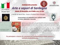 Shanghai-Nuoro: 28 novembre – conversazione sull'arte sarda