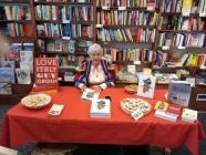 """Il libro """"Terra Sarda"""" nelle librerie di Melbourn"""