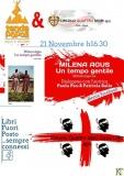 Ostia: 21 novembre – Dialogo con Milena Agus