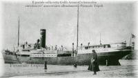 """Delio Delogu, artigliere scomparso nell'affondamento del """"Tripoli"""""""