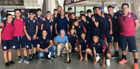 Successo in Bulgaria per gli Under 15 del Cagliari