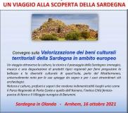 Arnhem: 16 ottobre - Viaggio alla scoperta della Sardegna