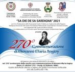 """Sa Die de sa Sardigna"": la FASI commemora G.M. Angioy"